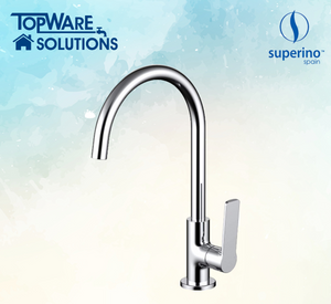 SUPERINO Kitchen Pillar Sink Tap SR-8161A, Kitchen Faucets, SUPERINO - Topware Solutions