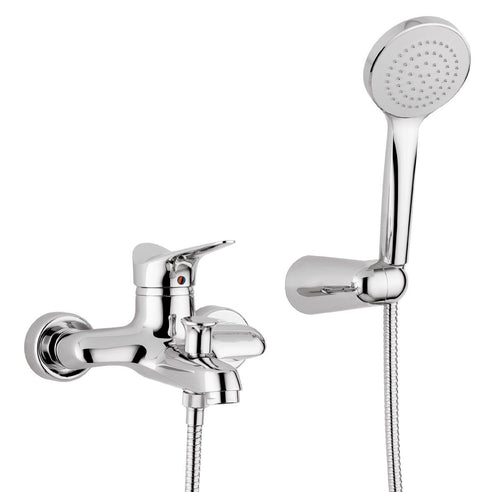 NOBILI Shower Mixer MANIA MN22110CR, Bathroom Shower Set, BARENO by NOBILI - Topware Solutions