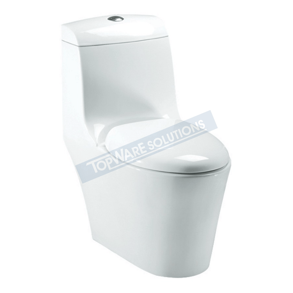 JOHNSON SUISSE Micca One Piece WBSC950019WW, Bathroom W.Cs, JOHNSON SUISSE - Topware Solutions
