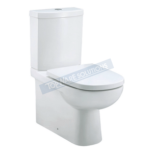 JOHNSON SUISSE Modena Two Piece WBSEMD220WW, Bathroom W.Cs, JOHNSON SUISSE - Topware Solutions