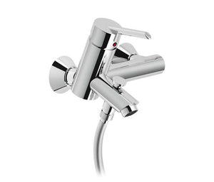 NOBILI Shower Mixer OZT OZ110/1T2CR, Bathroom Shower Set, BARENO by NOBILI - Topware Solutions