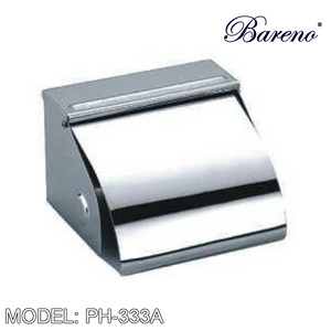 BARENO PLUS Paper Holder PH-333A, Bathroom Accessories, BARENO PLUS - Topware Solutions