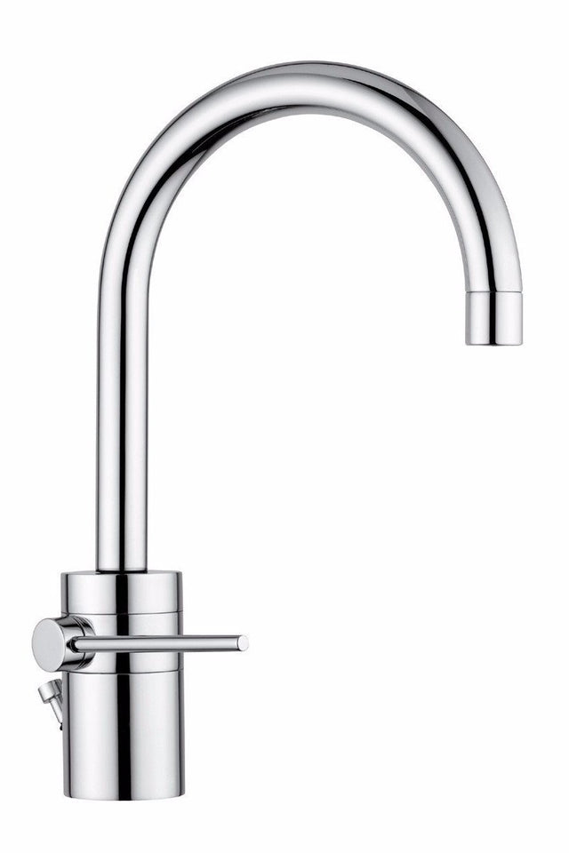 NOBILI Pillar Basin Mixer PLUS PL00138CR, Bathroom Faucets, BARENO by NOBILI - Topware Solutions