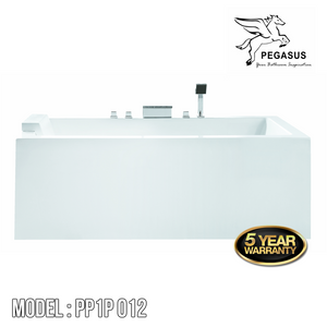 PEGASUS Stand Alone Bathtub PP1P-012, Bathtubs, PEGASUS - Topware Solutions