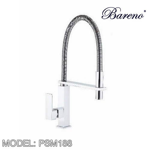 BARENO PLUS Professional Sink Mixer PSM188, Kitchen Faucets, BARENO PLUS - Topware Solutions