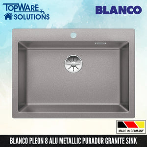 BLANCO Pleon 8 Silgranit™ PuraDur™ Granite Sink With InFino™ Waste, Kitchen Sinks, BLANCO - Topware Solutions
