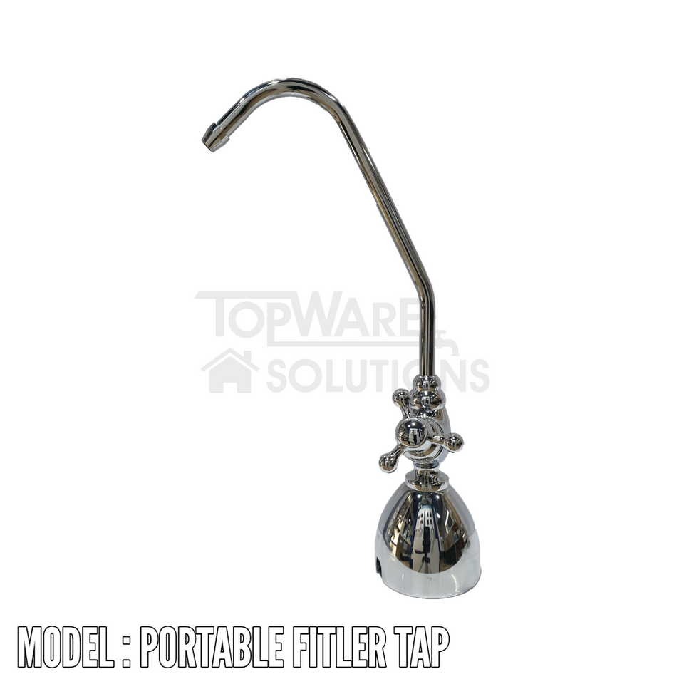ONWARDECO Portable Pillar Filter Tap RO W11, Kitchen Faucets, ONWARDECO - Topware Solutions