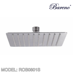 BARENO PLUS Rain Shower ROB0801S Bathroom Faucets BARENO PLUS - Topware Solutions