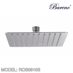 BARENO PLUS Rain Shower ROB0810S Bathroom Faucets BARENO PLUS - Topware Solutions