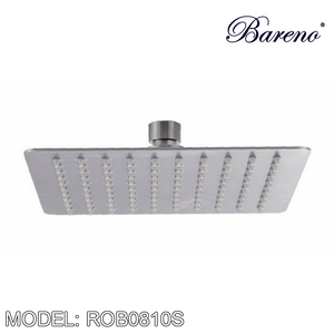 BARENO PLUS Rain Shower ROB0810S, Bathroom Faucets, BARENO PLUS - Topware Solutions