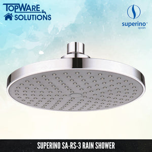 SUPERINO Rain Shower SA-RS-3, Bathroom Faucets, SUPERINO - Topware Solutions