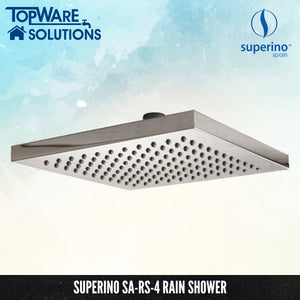 SUPERINO Rain Shower SA-RS-4, Bathroom Faucets, SUPERINO - Topware Solutions