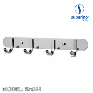 SUPERINO Robe Hook SA044 Bathroom Accessories SUPERINO - Topware Solutions
