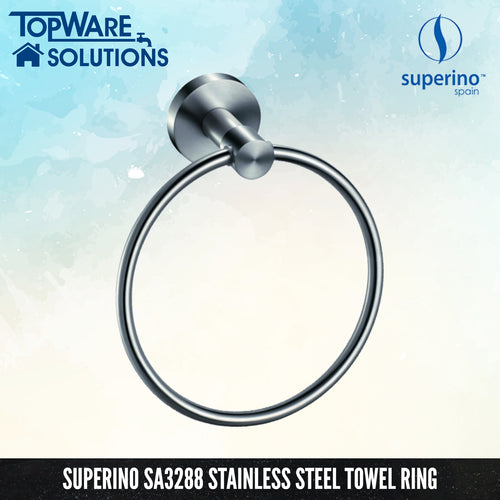 SUPERINO SA3288 Towel Ring, Bathroom Accessories, SUPERINO - Topware Solutions