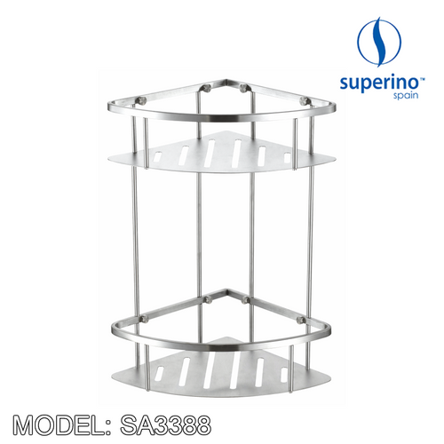 SUPERINO Rack SA3388, Bathroom Accessories, SUPERINO - Topware Solutions