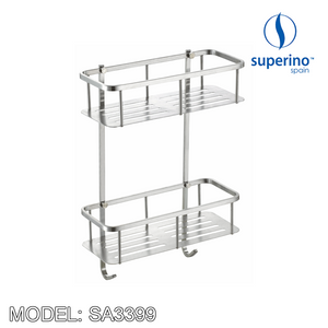SUPERINO Rack SA3399, Bathroom Accessories, SUPERINO - Topware Solutions