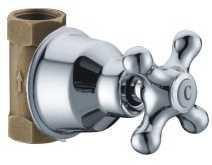BARENO PLUS Stop Valve SC101-04, Bathroom Faucets, BARENO PLUS - Topware Solutions