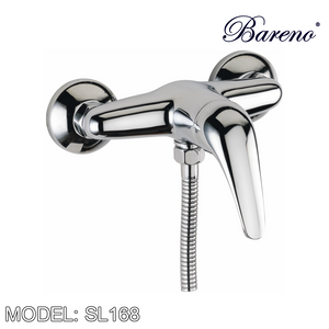 BARENO PLUS Exposed Shower Mixer SL168, Bathroom Faucets, BARENO PLUS - Topware Solutions