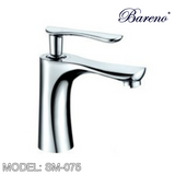 BARENO PLUS Pillar Basin Mixer SM-075, Bathroom Faucets, BARENO PLUS - Topware Solutions