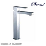 BARENO PLUS Raised Basin Tap SQ1072, Bathroom Faucets, BARENO PLUS - Topware Solutions