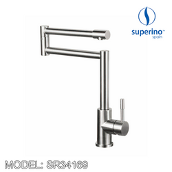 SUPERINO Pillar Sink Tap SR34169 Bathroom Faucets SUPERINO - Topware Solutions