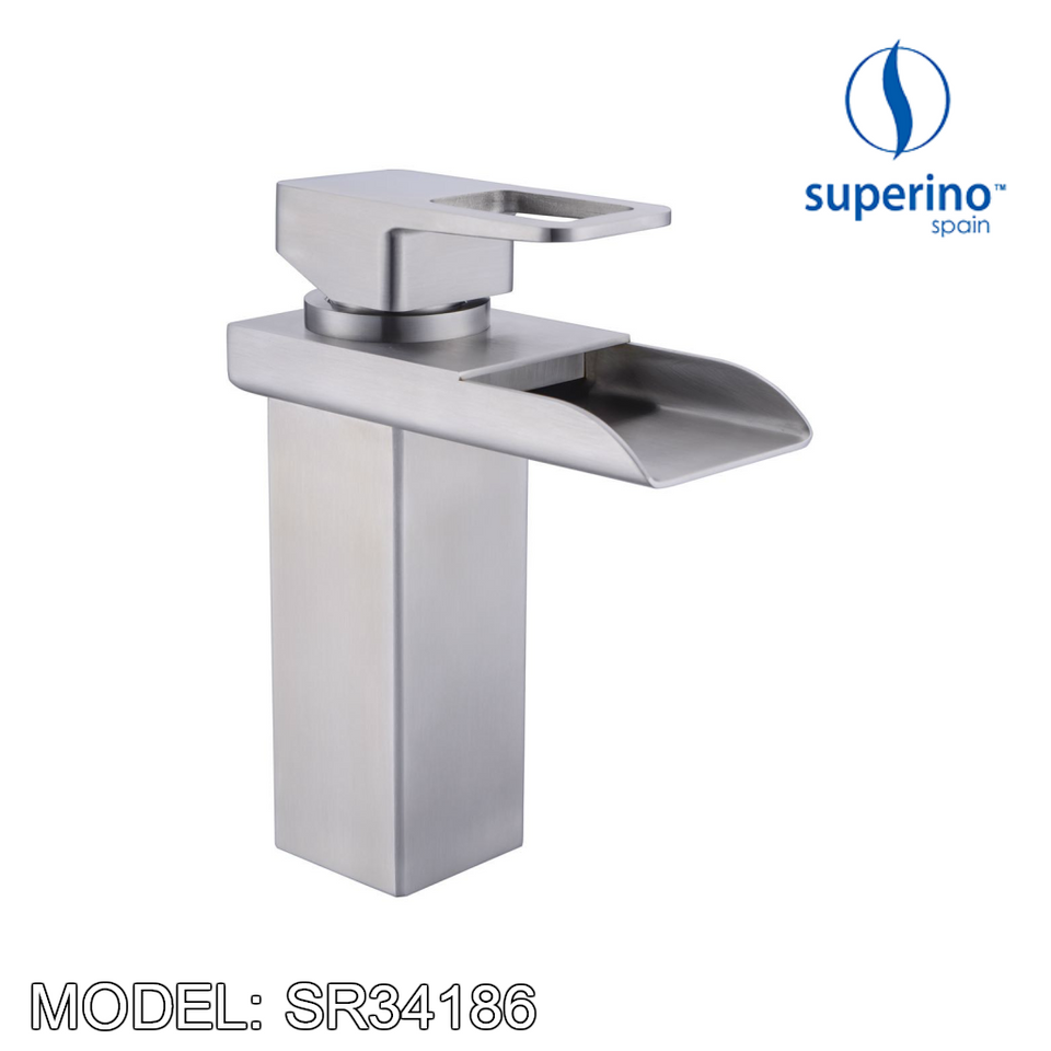 SUPERINO Pillar Basin Mixer Tap SR34186, Bathroom Faucets, SUPERINO - Topware Solutions
