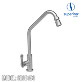 SUPERINO Pillar Sink Tap SR38133, Kitchen Faucets, SUPERINO - Topware Solutions