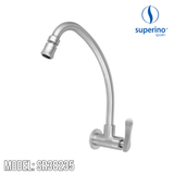 SUPERINO Kitchen Wall Sink Tap SR38235, Kitchen Faucets, SUPERINO - Topware Solutions