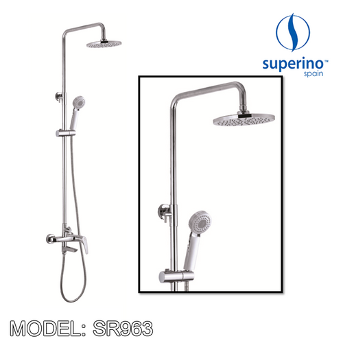 SUPERINO Shower Post SR963 Bathroom Faucets SUPERINO - Topware Solutions