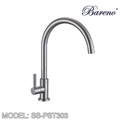 BARENO PLUS Pillar Sink Tap SS-PST-303 Kitchen Faucets BARENO PLUS - Topware Solutions