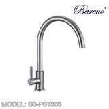 BARENO PLUS Pillar Sink Tap SS-PST-303, Kitchen Faucets, BARENO PLUS - Topware Solutions