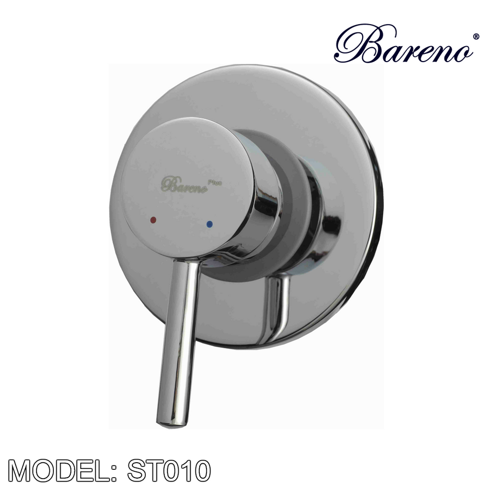 BARENO PLUS Concealed Shower Mixer ST010, Bathroom Faucets, BARENO PLUS - Topware Solutions