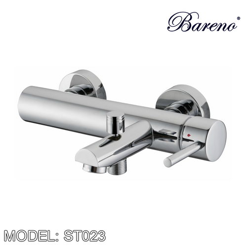 BARENO PLUS Exposed Shower Mixer ST023, Bathroom Faucets, BARENO PLUS - Topware Solutions