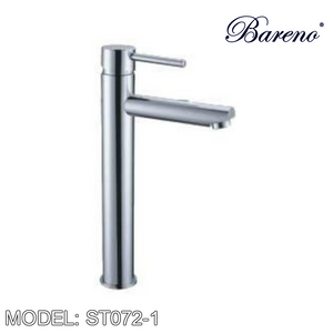 BARENO PLUS Raised Basin Mixer ST072-1, Bathroom Faucets, BARENO PLUS - Topware Solutions