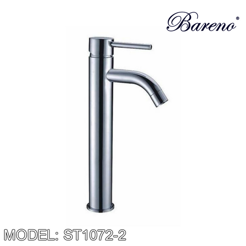 BARENO PLUS Raised Basin Tap ST1072-2, Bathroom Faucets, BARENO PLUS - Topware Solutions