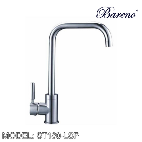 BARENO PLUS Pillar Sink Mixer ST-180-LSP, Kitchen Faucets, BARENO PLUS - Topware Solutions