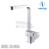 SUPERINO Pillar Mixer Sink Tap SR-4194A, Kitchen Faucets, SUPERINO - Topware Solutions