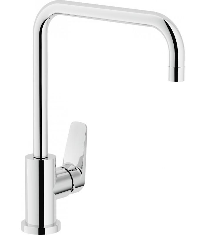 NOBILI Pillar Sink Mixer SY97134CR, Kitchen Faucets, BARENO by NOBILI - Topware Solutions