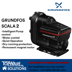 GRUNDFOS Water Pump SCALA2 Water Pumps GRUNDFOS - Topware Solutions