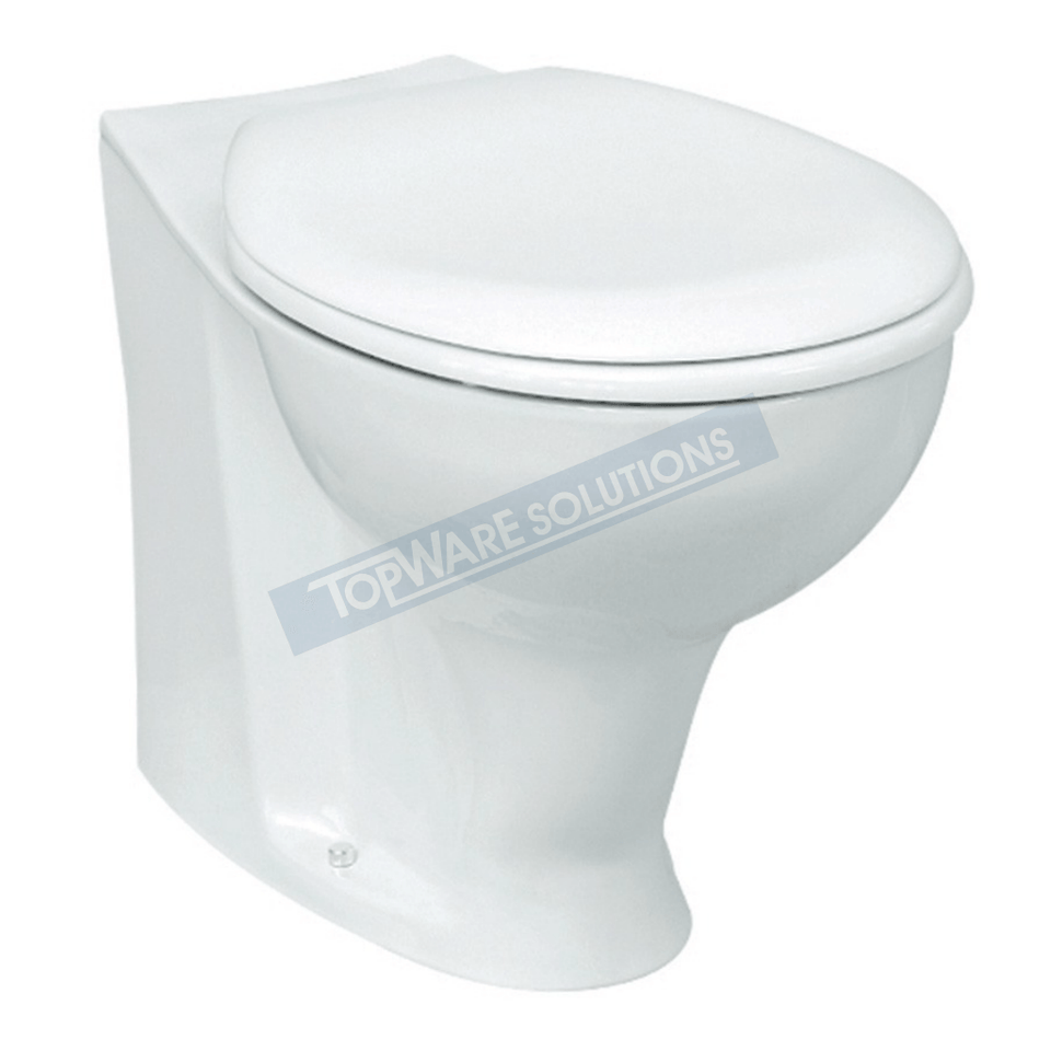 JOHNSON SUISSE Sheffield Back To Wall WBSESF212.., Bathroom W.Cs, JOHNSON SUISSE - Topware Solutions