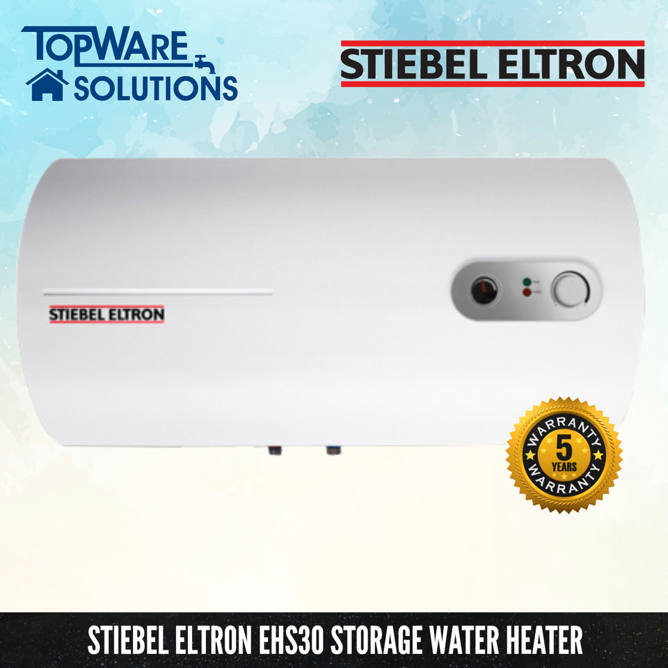 STIEBEL ELTRON Storage Water Heater EHS (Germany's No 1), Storage Water Heater, STIEBEL ELTRON - Topware Solutions