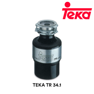 TEKA Food Waste Disposer TR 34.1, Food Waste Disposer, TEKA - Topware Solutions