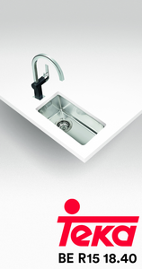 TEKA Stainless Steel Sink BE R15 18.40 Kitchen Sinks TEKA - Topware Solutions