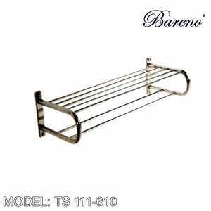 BARENO PLUS Towel Bar TS-111-610 Bathroom Accessories BARENO PLUS - Topware Solutions