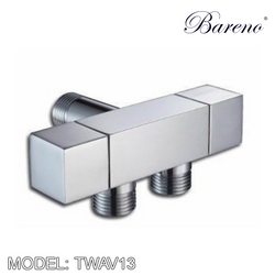 BARENO PLUS Angle Valve TWAV13 Bathroom Faucets BARENO PLUS - Topware Solutions