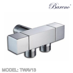 BARENO PLUS Angle Valve TWAV13, Bathroom Faucets, BARENO PLUS - Topware Solutions