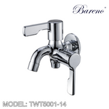 BARENO PLUS Two Way Tap TWT-5001-14, Bathroom Faucets, BARENO PLUS - Topware Solutions