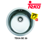 TEKA Stainless Steel Sink BE 39, Kitchen Sinks, TEKA - Topware Solutions