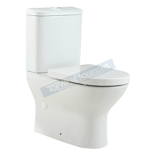 JOHNSON SUISSE Trieste Two Piece WBSC950078WW, Bathroom W.Cs, JOHNSON SUISSE - Topware Solutions