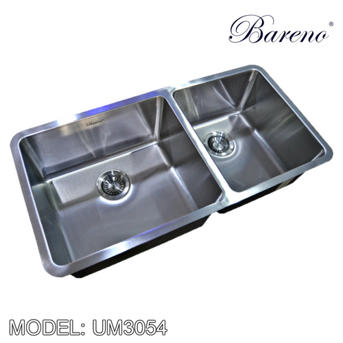 BARENO Kitchen Sink UM3054, Kitchen Sinks, BARENO - Topware Solutions